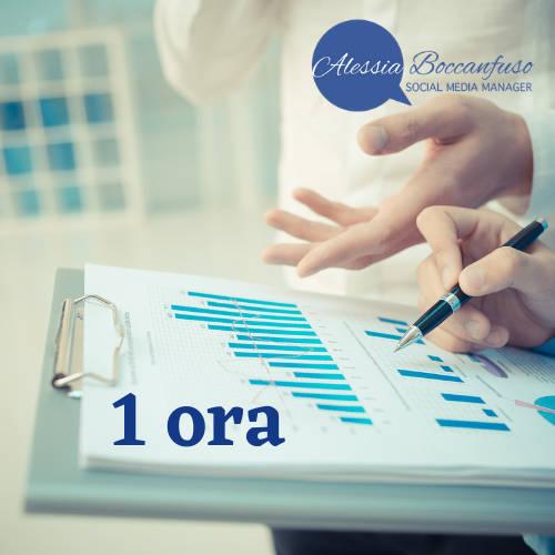consulenza con Alessia di 1 ora_ marketing digital