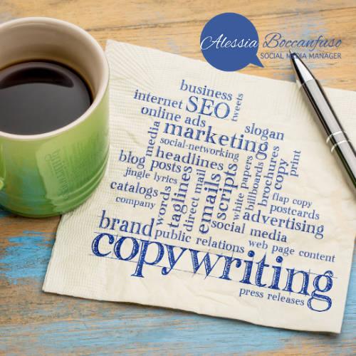 Servizio di copywriting con consulente marketing turistico